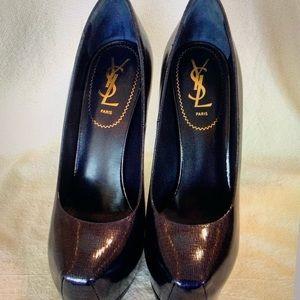 Yves Saint Laurent Shoes - Yves Saint Laurent Heels